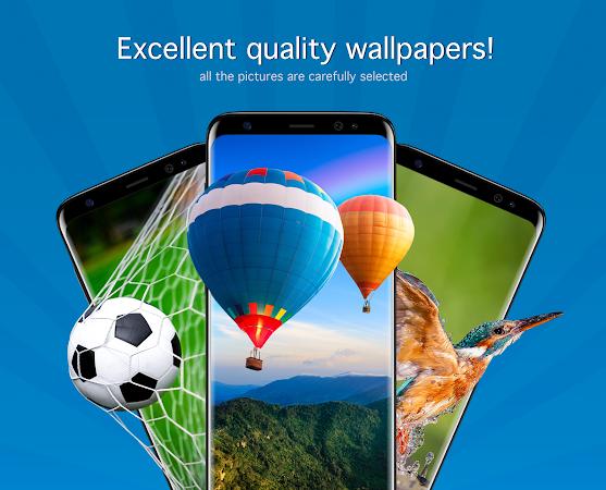 Download APK: Wallpapers HD & 4K Backgrounds v4.7.9.53 [Premium]