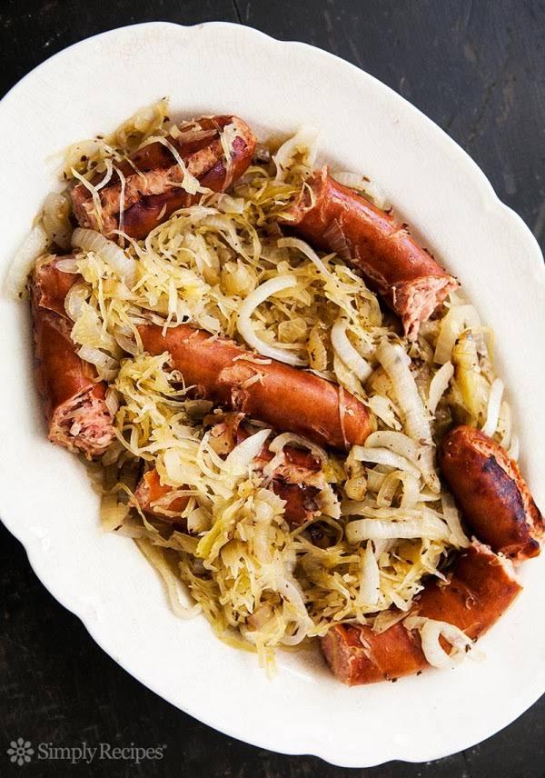 Grilled Polish Sausage Recipe