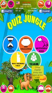 Quiz Jungle 2 - náhled