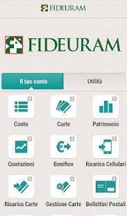 Fideuram - náhled