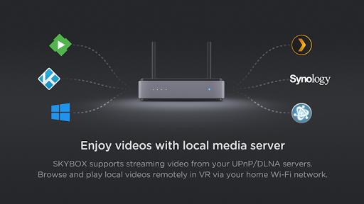 SKYBOX VR Video Player  screenshots 5