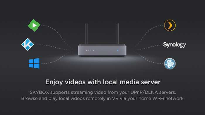 SKYBOX VR Video Player v0 2 3 For Android APK Download