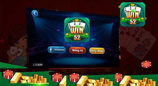 Game Bai - Danh bai doi thuong Win52 for PC