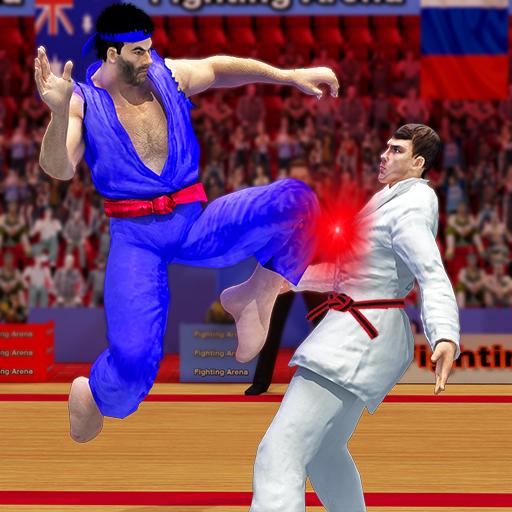 Tag tim Karate melawan Tiger dunia Kung Fu raja