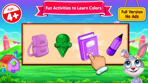 Colors & Shapes - Kids Learn Color and Shape 1.1.3 screenshots 1