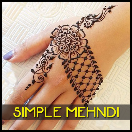 Mehandi Designs Images Simple