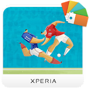 XPERIA™ Football Theme