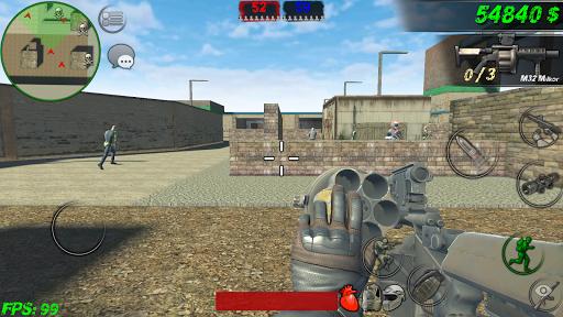 Counter Terrorist Power APK MOD screenshots 3