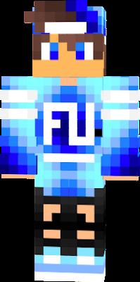 Minecraft Skin Junge
