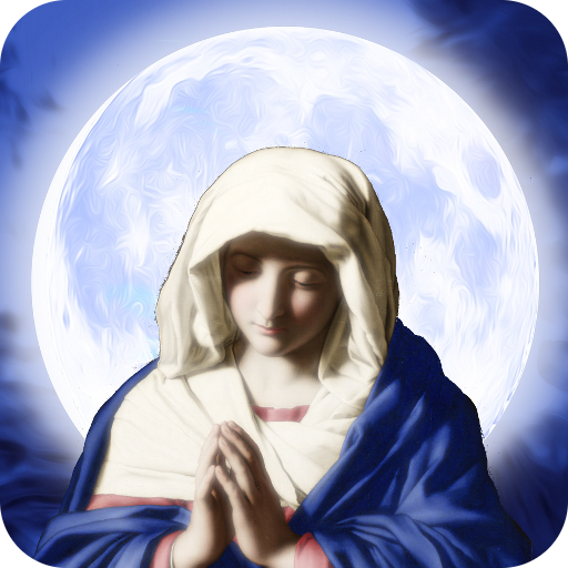 Virgin Mary Live Wallpaper Money Rain