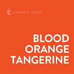 Common Blood Orange Tangerine Cider