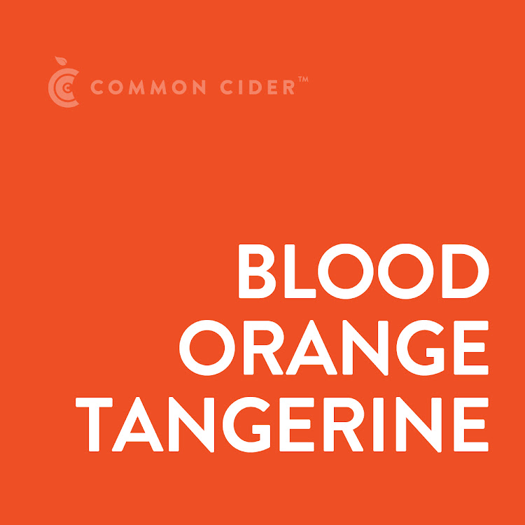 Logo of Common Blood Orange Tangerine Cider