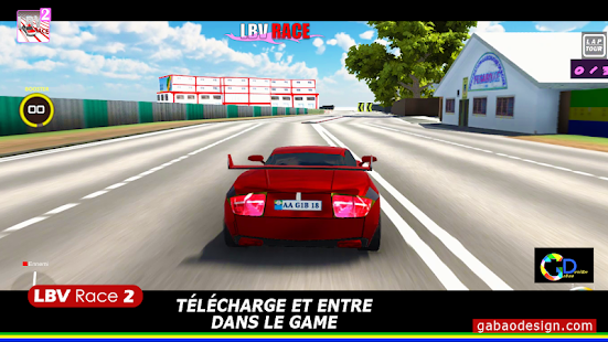 LBV Race 2 0.7 APK + Mod (Free purchase) for Android