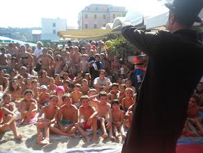 Photo: Luca Regina durante il  Summer tour 2012