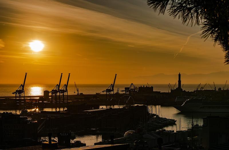 Skyline Genova di BeatriceCapone69