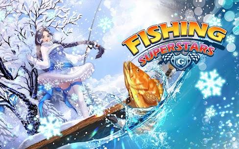Fishing Superstars Mod 5.7.3 Apk [Unlocked] 1
