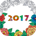 Coloring Pages 2017 icon