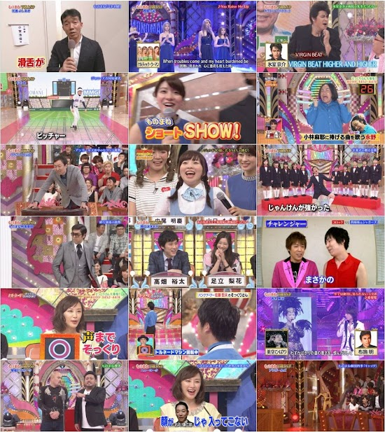 (TV-Variety)(720p) AKB48G Nogizaka46 – Some TV Show Collection 160405 160406 160407