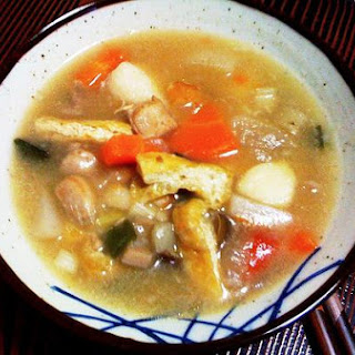 Chicken-and-Vegetable Soup