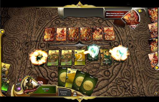 Code Triche War of Omens Deck Builder Collectible Card Game APK MOD (Astuce) screenshots 5