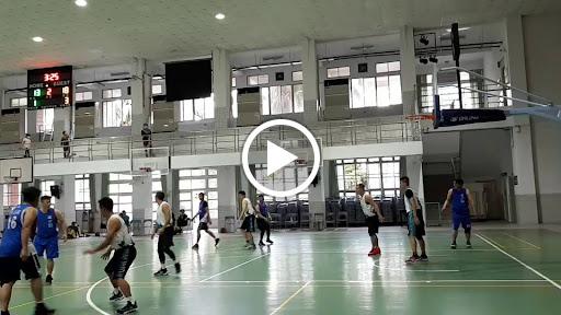 109年教育盃籃球賽獲亞軍(花蓮高農)