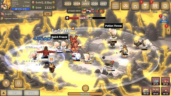 Tap Defenders 1.4.5 MOD (Free Upgrade) APK For Android - 8 - images: Store4app.co: All Apps Download For Android