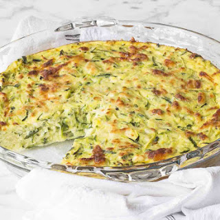 Feta Zucchini Frittata Recipes