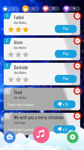 Alan walker-piano Tiles Master screenshot 4