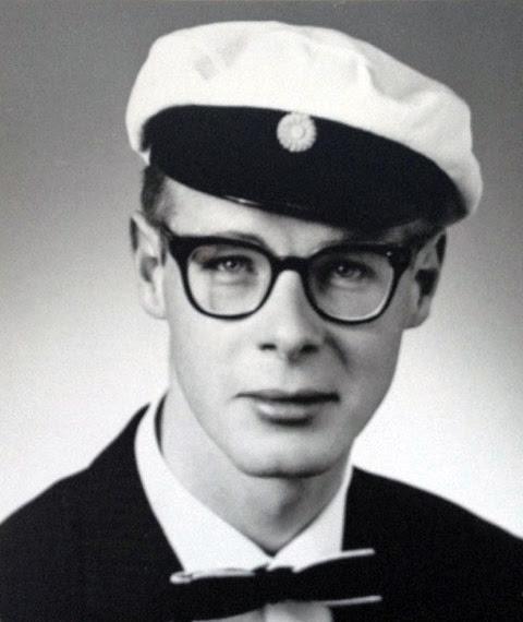 Lars-G Holmström, 1961