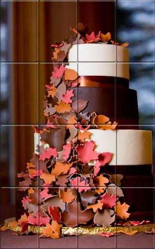Tile Puzzle Wedding Cake apkpoly screenshots 5