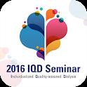 Baxter 2016 IQD Seminar icon