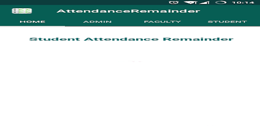 Mobile Attendance app (apk) free download for Android/PC/Windows screenshot
