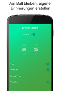 Beckenboden Training - Kegel – Miniaturansicht des Screenshots