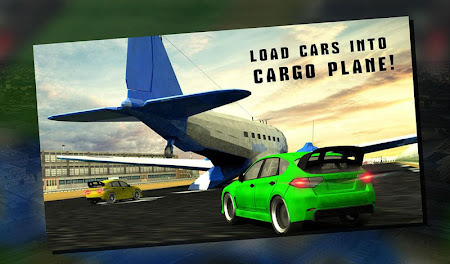 Car Transport Airplane Pilot 1.1 screenshot 767134