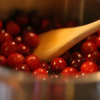Cranberry Jalapeño Relish.