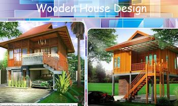 Wooden House Design - screenshot thumbnail 02
