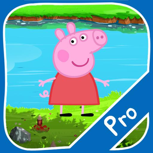 Peppa河 PRO 家庭片 App LOGO-硬是要APP