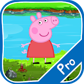 Peppa on the river PRO