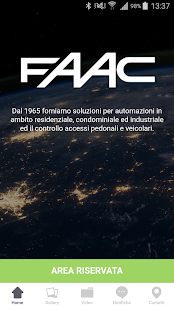 FAAC - náhled