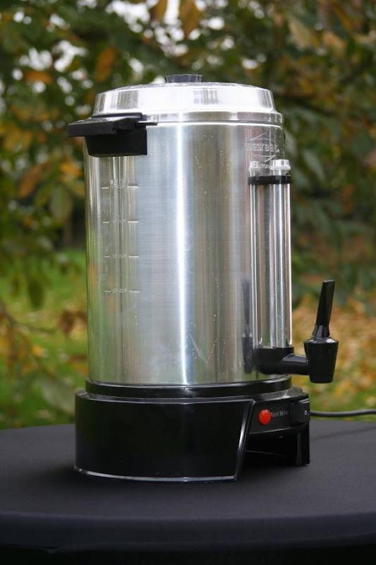 Koffiedouche