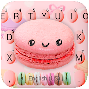 App Colorful Sugar Macaroons Keyboard Theme APK for Windows Phone