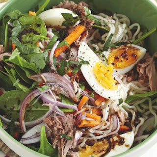 Tuna With Egg Noodles Recipes.