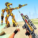Animal Robot Gun Shooting: FPS Shooting Game icon