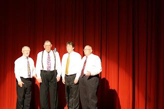 Photo: Minimum Daily Requirement Ward, Koeth, Steve, Dan