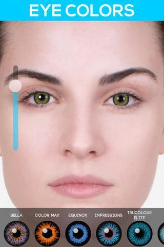 Edit Eye Color Guide
