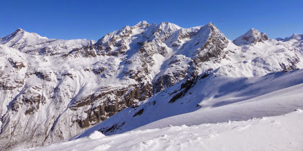 Photo: Top of the Signal into the Grand Vallon