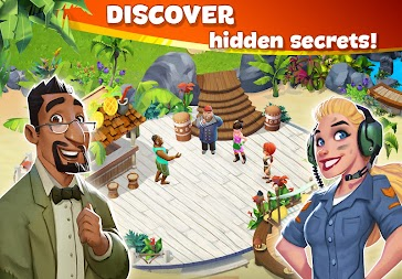 Lost Island: Blast Adventure APK screenshot thumbnail 11
