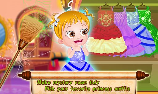 Baby Hazel Princess Makeover 15 screenshots 3