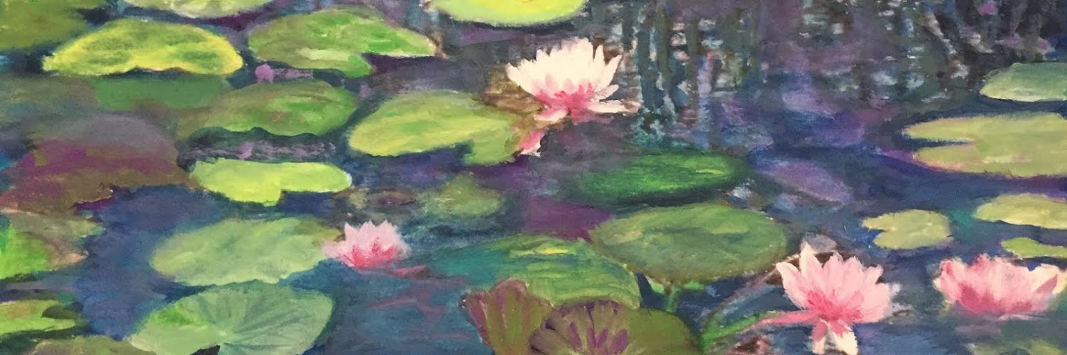 Waterlilly Painting Workshop