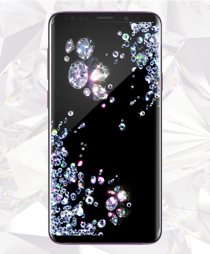 Glitter Live Wallpaper Glitzy 2.9.9 screenshots 4